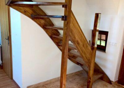 Stopnice po meri ZikWood